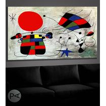 Cuadros Decorativos: Kandinsky, Miro, Rothko,etc En Bastidor