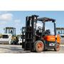 Autoelevador Tmv 0km Diesel 2500kg Triple Desplazador