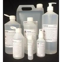 Removedor Acetona Para Uñas Esculpidas Acrilicas /gel X Lit