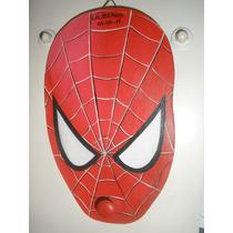 Percheros Infantiles En Fibrofacil Spider Man