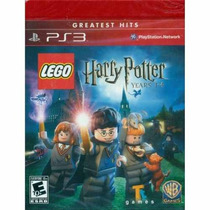 Lego Harry Potter 1-4 Años Greatest Hits Ps3 Zona 1 Nuevo