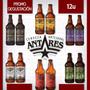 Combo Cerveza Artesanal Antares X 12 - Aonikenk Gourmet