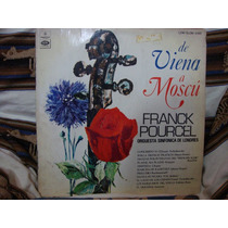 Long Play Disco Vinilo Frank Pourcel De Viena A Moscu