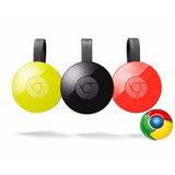 Google Chromecast 2da Gen Smart Tv Usb Wifi 2900 Vendidos!!!