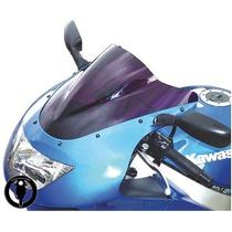 Doble Burbuja Ninja Zx9 R Kawasaki Motos Parabrisas Cupulas
