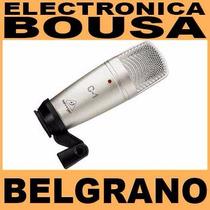 Behringer C1 Micrófono Condenser Cardioide Belgrano