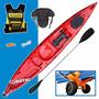 Kayak Angler Atlantikayak Pesca Travesía Carro Dingey Af Acc