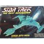 Star Trek Klingon Battle Cruiser Escale Model Kit Amt Ertl