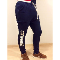 Pantalon Chupin Babucha Jogging Converse Adidas