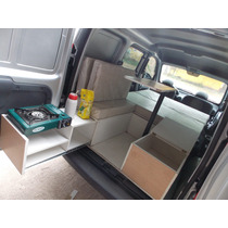 Travel Box- Camper Para Kangoo,berlingo ,partner ,motor Home