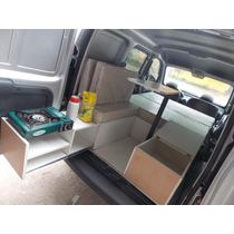 Travel Box- Camper Para Kangoo,berlingo ,partner ,motor Home