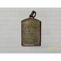 Medalla San Juan Colectividad Italiana 1912 8,5 Gr 30 Mm