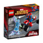 Lego Spiderman 76014 Spider-trike Vs Electro - 70 Pz Y 2 Fig