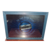 Antiguo Cartel Luminoso Cerveza Quilmes