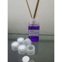 Envase 60 Cc Tapa Difusora Time Esencias Perfumes Cubo Body