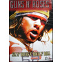 Dvd - Guns N' Roses - Sex N' Drugs N' Rock N' Roll