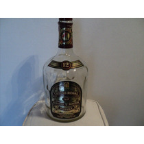 Botellon De Whisky Chivas Regal Decoracion
