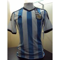 Camiseta Seleccion Argentina 2014 Original Todos Los Talles