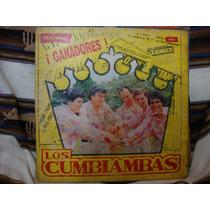 Vinilo Los Cumbiambas Ganadores P1