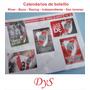 Serigrafía Almanaques Personalizados Calendarios De Bolsillo