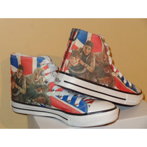 One Direction Zapatillas Artesanales