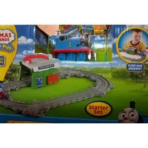 Pista De Tren Thomas ,pequeña Original Con Thomas Incluido