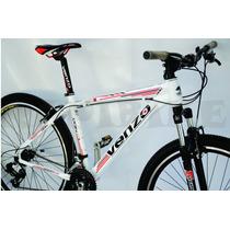 Bicicleta Venzo Odin Mountain Bike Rod 27.5 21 Vel Shimano