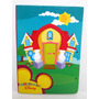 Libro Troquelado Articulado Playhouse Disney Unico Coleccion