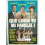 Afiche Que Linda Es Mi Familia Luis Sandrini Marshall 1980