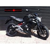 Kawasaki Er 6 N 0km 2014 !! Puntomoto !! 4641-3630