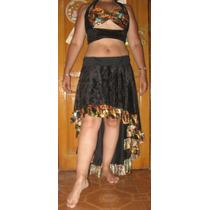 Traje Para Danza Tribal / Bellydance Tribal / Danza Tribal