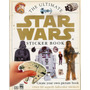 Star Wars Libro Colección De Stickers Book Ingles
