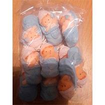 Bebé En Porcelana Fria Pack X 10 Unid. Scrapbooking