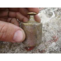Antigua Pesa De Bronce De 200 Grs.