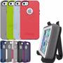 Funda Otter Box Defender Iphone 5 5s + Clip + Holder + Film