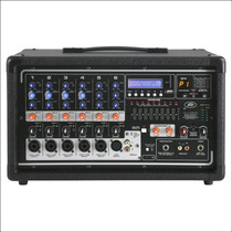 Peavey Pv 6500 Usb, Potencia Mezcladora 6 Canales (22)