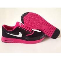 Zapatillas Nike Air Max Thea Flyknit Hombre Y Mujer