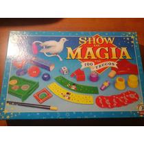 Show De Magia Con 100 Trucos Juego De Mesa