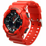 Casio G-shock Ga-100b-4acr Red And Black Collection!!