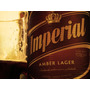 Cerveza Imperial Amber Lager Porron