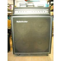 Amplificador Rickenbacker Tr100 Año 1979