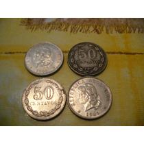 Moneda 50 Centavos Año 1941 Argentina