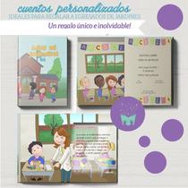 Libro Souvenir Recuerdo Egresados De Jardín Personalizado