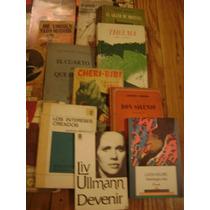 Lote De Libros De Novelas Y Cuentos Libros Remate Lote X 17
