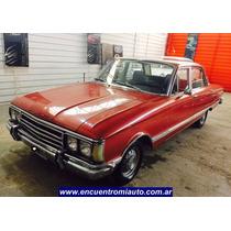 Ford Falcon Deluxe 1973 Con Solo 60000km Unicooooo Dgautos