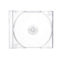 Cajas Cd Dvd Acrilicas Jewell Transparentes X100 Unid.10.2mm