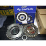 Embrague Sachs Original Volkswagen Para Vw Gol Power 1.4