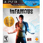 Infamous Collection 1, 2, Festival Of Blood Ps3 Físico Nuevo