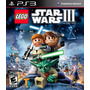 Lego Star Wars Iii 3 The Clone Wars Nuevo Ps3 Dakmor