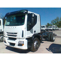 Camion Iveco Tector 170e25 0km Eurocargo Mercedes Ford Vw